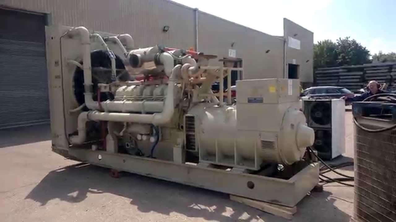 1500kva柴油发电机组