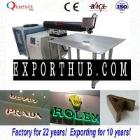 Laser Welder Machine Channel Letter Ads Industry Laser Weldingsoldering Machine