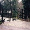 decorative metal gates estate gates