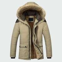 防风冬季外套待售