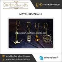 Fancy Metal Keychain