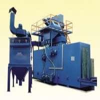 HTYPE SHOTSASTING AND CLEANING MACHINE