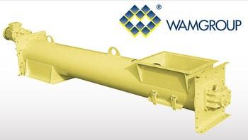Wamgroup CAO管状螺旋输送机