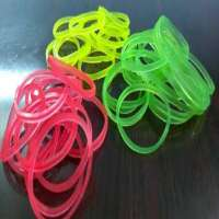 荧光橡胶带