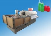Pp Pe Raw Material Automatic Plastic Extrusion Machine Frequency Control Speed Adjust