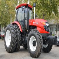 大型农业农用轮式拖拉机双离合器