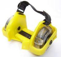 闪烁的Rollersroller滑冰