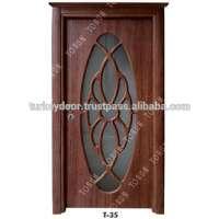 木质PVC门