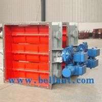 电动阻尼器执行器空气蒸汽和烟气