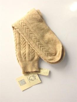 羊绒袜子手工制作