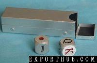 木制骰子盒