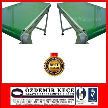 PVC and PU Conveyor Belts Aluminium Industry
