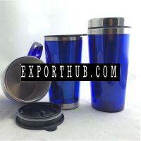 16盎司双层mugplastic咖啡杯