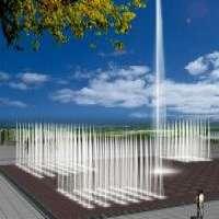 音乐喷泉连续喷泉跳舞喷泉跳跃喷气机Fountai