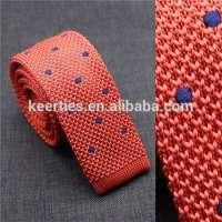 男装图案领配件针织领带针织领带领带