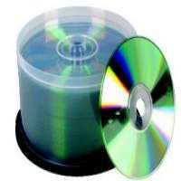 空白的CD