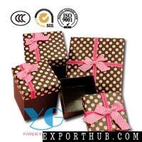 手工巧克力盒