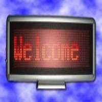 LED座椅板迷你displayledled标志