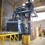mutifunction shot blasting machine
