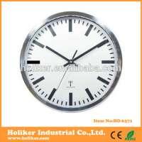 Steel Wall Clocks