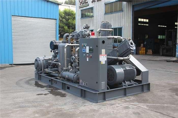 吹助推动器工业空气压缩机