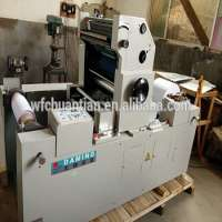DM56单色印刷机打印标签