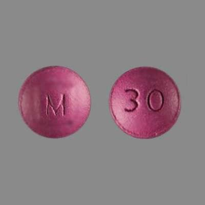 Morphine Sulphate 30 mg