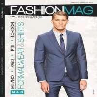 MAG正式的磨损和衬衫男子杂志