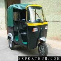 3 Wheel Auto Rickshaw