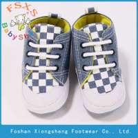 织物婴儿鞋