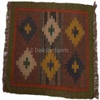黄麻羊毛地毯