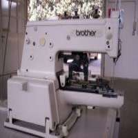 Button Sewing Machine