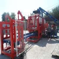 自动混凝土砌块机