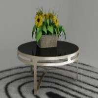 Round Coffee Table
