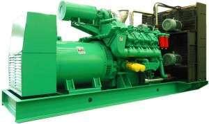 1MW重型柴油发电机