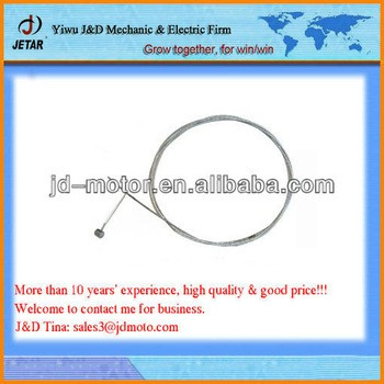 motorcycle clutch cable inner wire