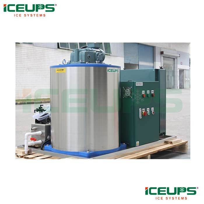 industrial ice making machine
