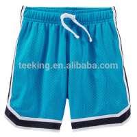 学校篮球队统一短裤设计