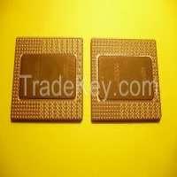 CPU ScrapComputers CPUs Processors Chips Gold