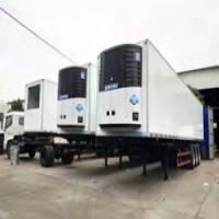 Semi Trailer Truck