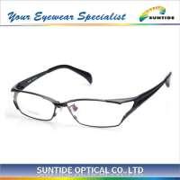 Titanium Optical Frame