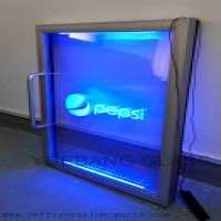 玻璃顶级冰柜