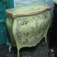 古色古香的木制家具