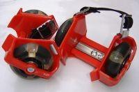 婴儿车溜冰鞋闪光滚轮街滑翔机飞鞋
