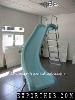 定制FRP高强度大型塑料水滑梯