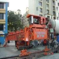 Concrete Road Paver